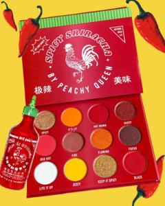 Peachy Queen Spicy Sriracha
