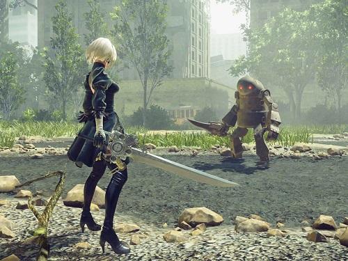 NieR: Automata là một trong những tựa game ấn tượng nhất trong những năm gần đây