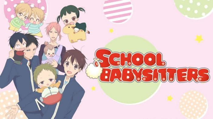 جميع حلقات انمي Gakuen Babysitters مترجم (تحميل + مشاهدة مباشرة)
