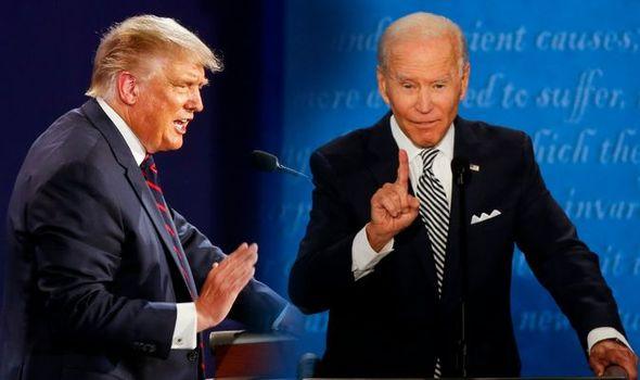Netizen Heboh Capres AS Joe Biden Ucap 'Insya Allah' pada Acara Debat