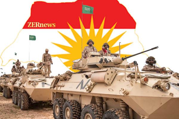 Kürdistan Bölgesi Suudi Arabistan BAE Ürdün Barzani Askeri Üs Duhok Erbil