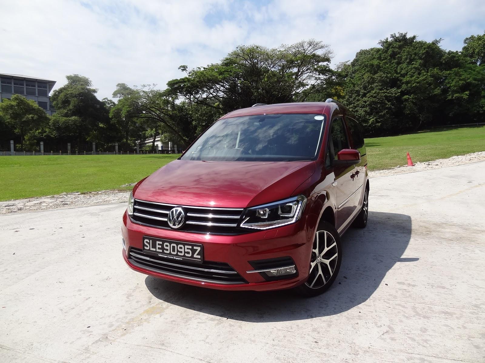 Shaun Owyeong Volkswagen Caddy 1 4 Tsi Car Review