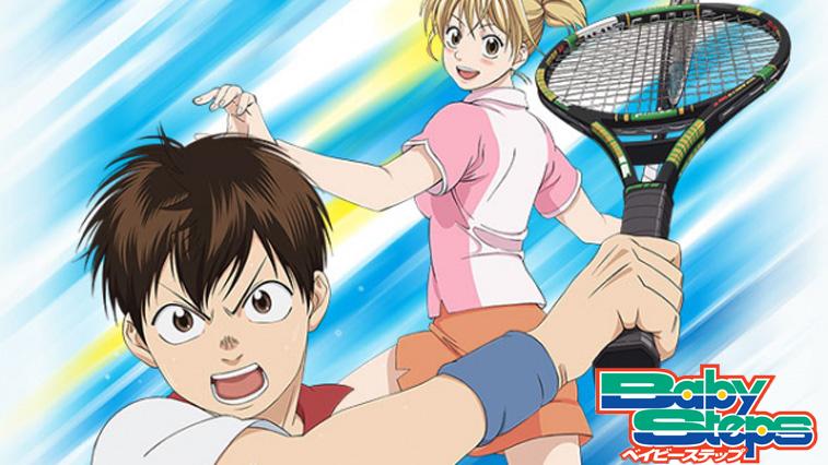 Kết quả hình ảnh cho Baby Steps anime