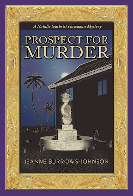 Prospect for Murder by Jeanne Burrows-Johnson book cover