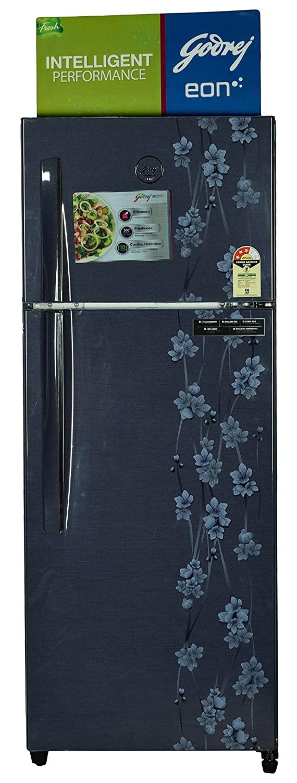 Godrej 261 L 3 Star Frost Free Double Door Refrigerator