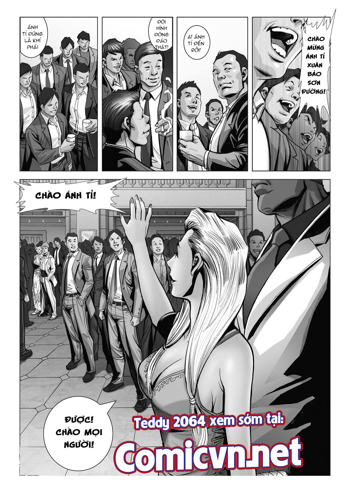 Người Trong Giang Hồ RAW Chương 2063 - NhoTruyen.Net