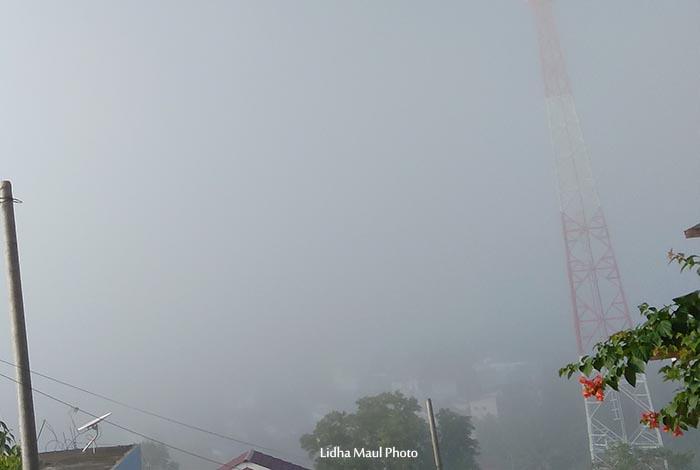 kabut asap kalimantan