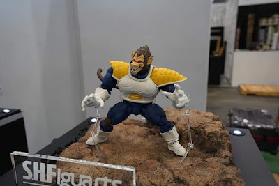 S.H.Figuarts Vegeta Ohzaru (Giant Ape) de Dragon Ball Z