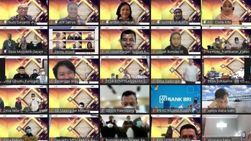 Pengumuman Pemenang 40 Desa BRILian 2021 Batch-2 serta 15 Pemenang Utama