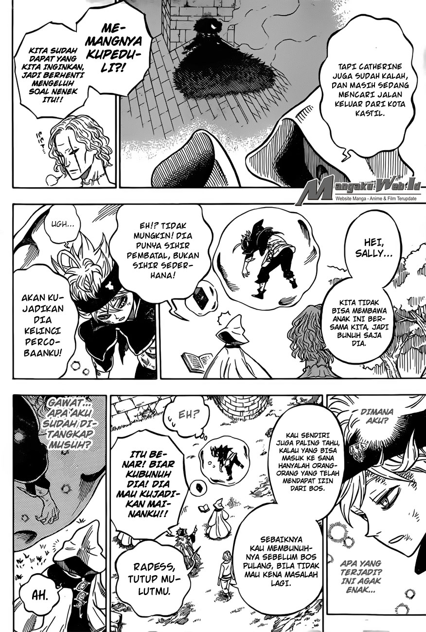 Black Clover Chapter 35 Bahasa Indonesia