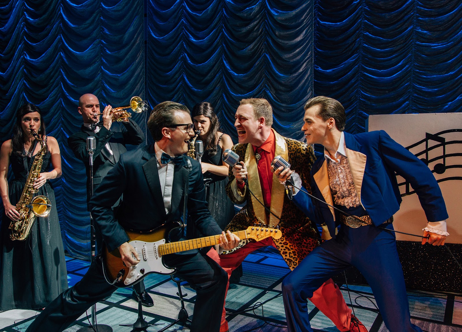 The Buddy Holly Story - Belgrade Theatre