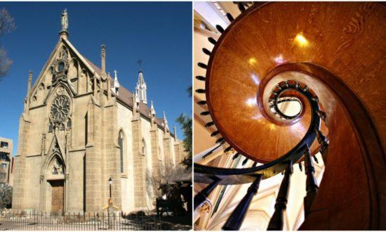 Khi khoa học không phải là 'chân lý': Chiếc cầu thang Thánh Guise đi ngược mọi nguyên tắc vật lý