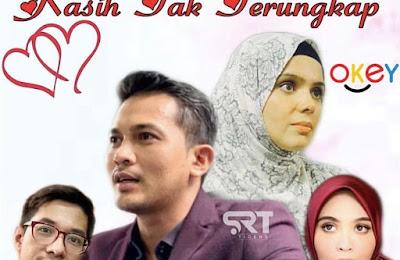 Senarai Pelakon Drama Kasih Tak Terungkap (TV Okey)