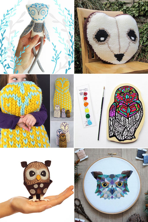Gift Guide of DIY Kits and Patterns