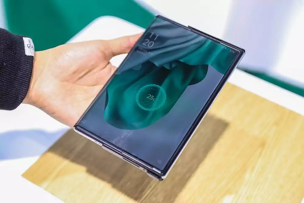 Wireless Air Charging - OPPO MWCS 2021