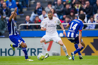Real Madrid vs Deportivo La Coruña