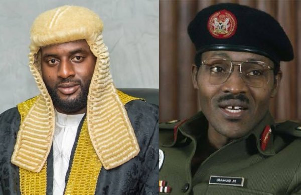 """Oyo State Speaker, commends Punch Newspaper over decision to refer to President Buhari with as """"Major General"""""""