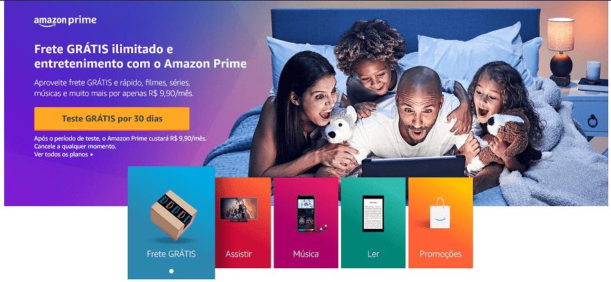 Cansou de operar mini-dolar na Ibovespa? Tire um tempo e aproveite o Prime Video da Amazon!