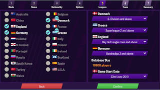 Football Manager 2020 Mobile free