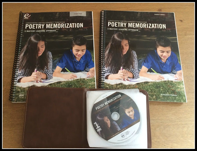 Linguistic Developement through Poetry Memorization from Institute for Excellence in Writing