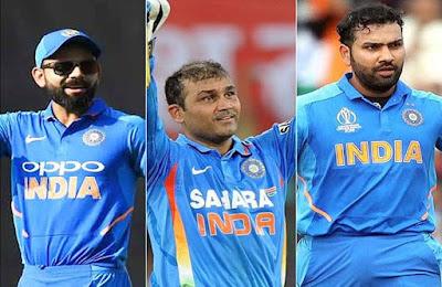 One Day Internationals Batting Records, Top 5 Indian Players With Most Fours In An Innings, icc batting records, most fours in an inning, top 5 indian cricketers who have most fours records, icc most fours records, icc most fours in odi, हिंदी क्रिकेट न्यूज़, क्रिकेट, विराट कोहली, रोहित शर्मा, सचिन तेंदुलकर, युवराज सिंह, विरेंद्रे सहवाग