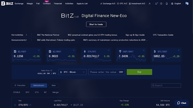How to trade on Bit-Z