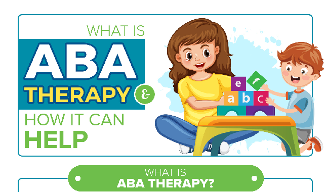 What Is ABA Therapy & How It Can Help #infographic