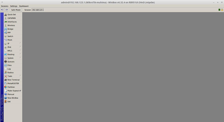 Cara Remote Mikrotik Melalui Web Browser (WebFig) - Sam Jefri