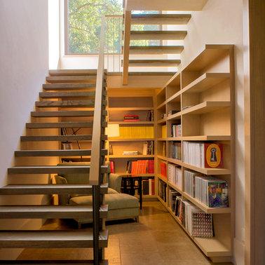 Desain Tangga Rumah Mewah