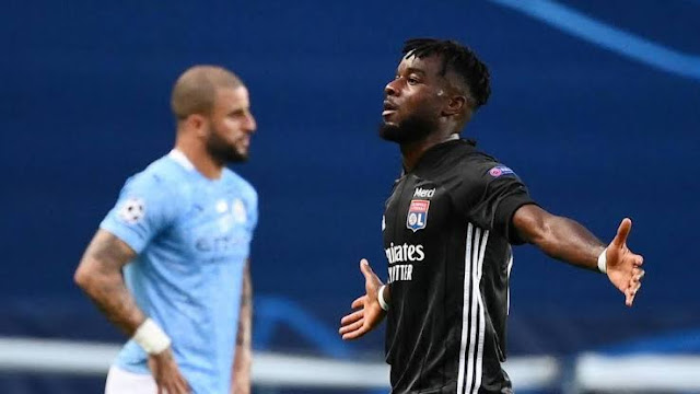 Manchester City humbled by Olympique Lyon