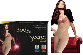 Body Secret Germanium Body Suit - Korset Pelangsing Wanita