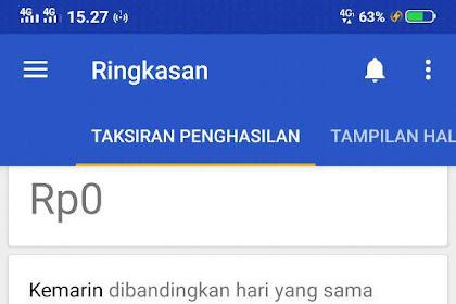 Google merilis aplikasi Android sendiri untuk Adsense