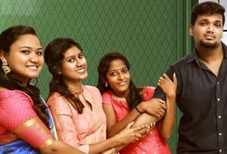 When boy has many sisters   Narikootam   Tamada Media
