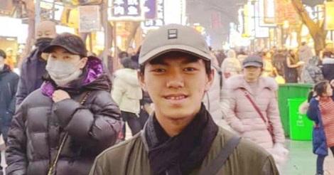 Mahasiswa Kedokteran di Wuhn China, Asal Kabupaten Kotabaru M Kamaluddin Ikhsan