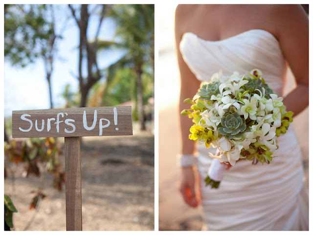 DIY beach destination wedding in Costa Rica | photos by Comfort Studios