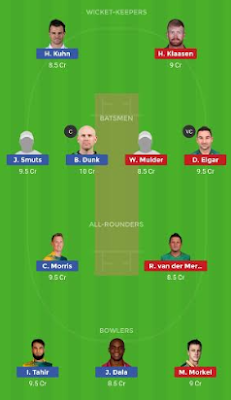 TST vs NMG dream 11 team | NMG vs TST