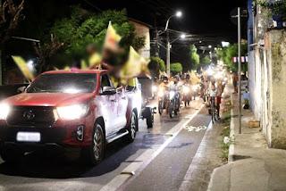 Desembargador autoriza realização de caminhadas, carreatas e passeatas com carros de som durante campanha eleitoral em João Pessoa