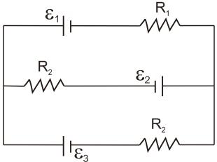 Contoh Soal Hukum Kirchhoff II dengan Dua Loop atau Lebih