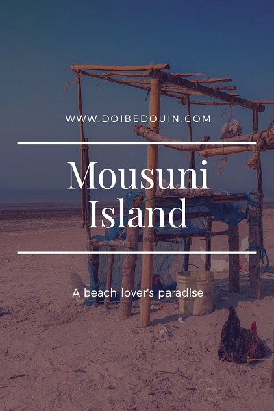 Mousuni Island Along the Bay of Bengal blog @doibedouin