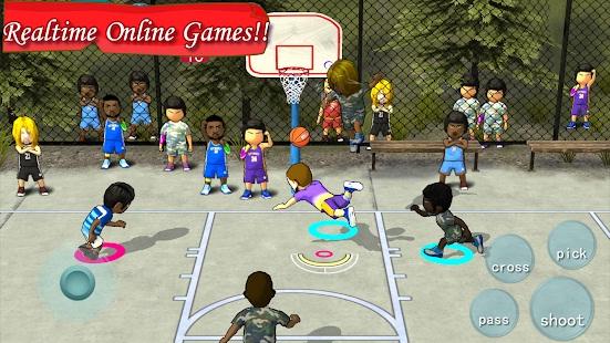Street Basketball APK