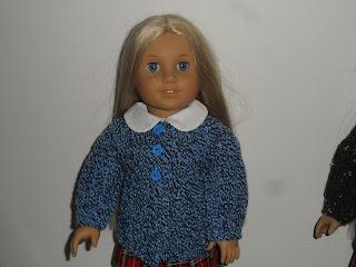 Doll cardigan
