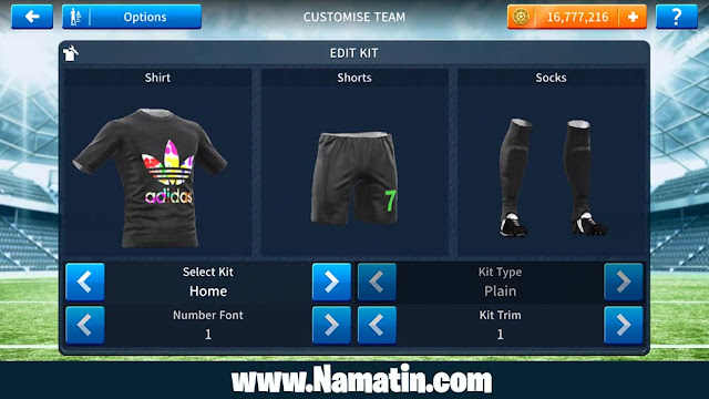 Baju Dream League Soccer Adidas Url