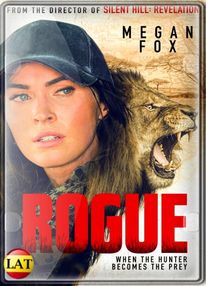 Rogue (2020) DVDRIP LATINO