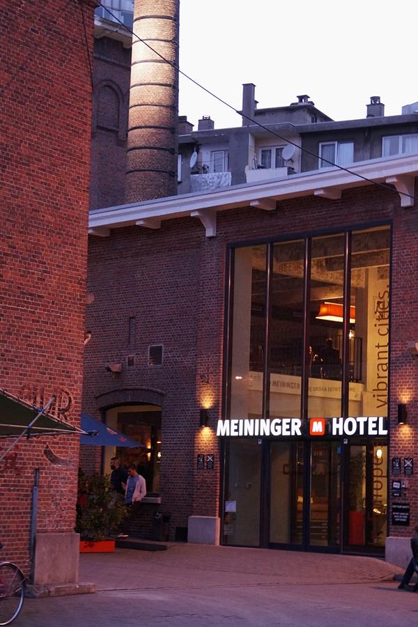Meininger Hotel Brussels   Tasteboykott