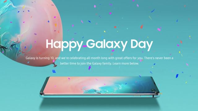 Samsung Galaxy Day