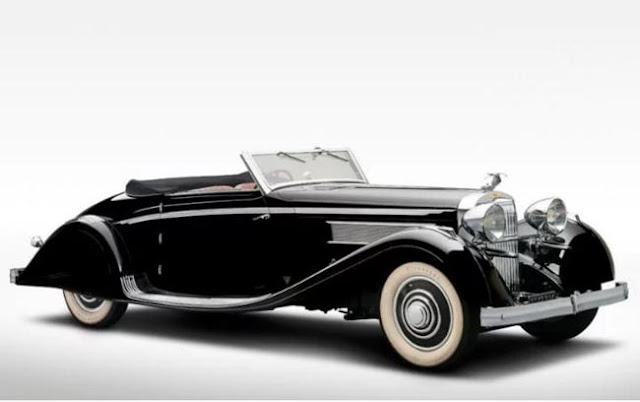 Hispano Suiza K6 Brandone Cabriolet