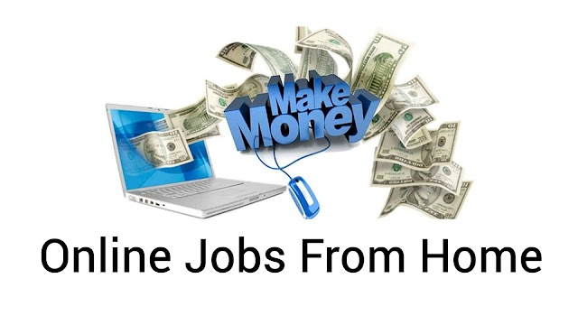 Internet Income From Home | Work from home jobs