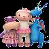 Imagens e fundos para Festa Doutora Brinquedos!