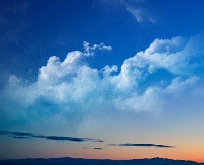 تحميل فراشي إحترافية مجانية لإنشاء الغيوم في برنامج الفوتوشوب