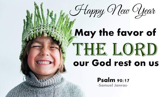 New Year Blessing Bible Quotes